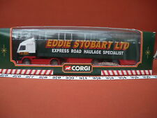 CORGI EDDIE STOBART VOLVO CURTAINSIDE TRAILER 59504 SCALE 1:64
