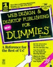 For Dummies Ser.: Web Design and Desktop Publishing for Dummies by Roger C....