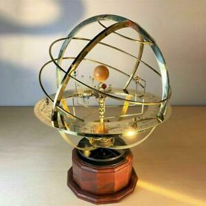 2021 Orrery Model of The Solar System