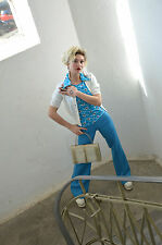 Anic Maglia da Donna Top Ovp Cardigan 70er True Vintage 70s Knitwear NOS