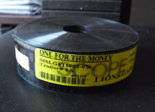 RARE Movie Theater 35mm Movie Trailer Film One for the Money Great Cells