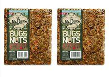 2-Pack of Mr. Bird Bugs, Nuts, Fruit Large Wild Bird Seed Cake 1 lb. 10 oz.