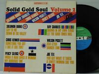 various artists LP Solid Gold Soul volume 2 on Atlantic
