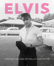 Elvis: Through the lens FTD BOOK & CD (NEW & SEALED)