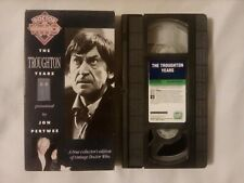 Doctor Who The Troughton Years VHS Video in original sleeve USED