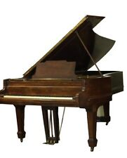 1887 Chickering & Sons Yacht tale orchestra grand piano restored
