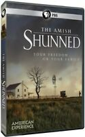 The Amish: Shunned (American Experience) [New DVD]