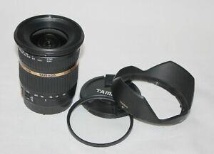 Tamron SP AF 10-24mm F/3.5-4.5 Di II LD Aspherical Lens for Canon digital fit