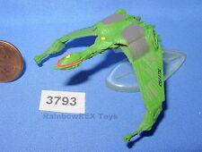 Star Trek Micro Machines KLINGON BIRD of PREY with Stand