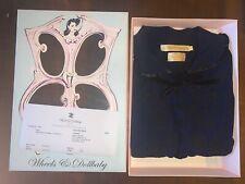 Wheels and Dollbaby Dita Von Teese Cardigan Royal Blue Sweater
