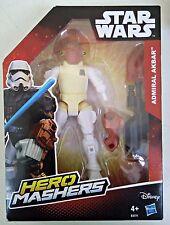 ALMIRANTE AKBAR Star Wars Hero Moledores new cargador rápido envío B3771