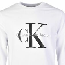 WHITE CALVIN KLEIN JUMPER WOMEN'S SIZE XS FIT SIZE 8 - 12
