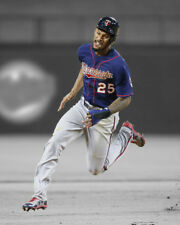 Minnesota Twins BYRON BUXTON Glossy 8x10 Photo Baseball Print Spotlight Poster