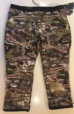 Under Armour Threadborne Storm Insulated Camouflage Hunting Sport Pants XXXL 3XL