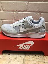 Nike Air Pegasus 92 Lite Men's Trainer UK 7 EU 41 White/Grey -Brand New