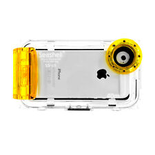 Seashell SS-i5 Waterproof Underwater Diving Housing Case for iPhone 5s 5c Yellow