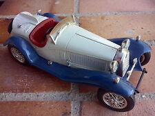 1/18 ALFA ROMEO / 6C / 6 C / 1750 / GS / SPIDER / CABRIOLET  1928 / BURAGO