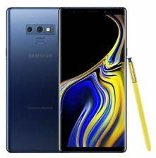 Samsung Galaxy Note 9 - 128GB - Verizon + GSM Unlocked - AT&T T-Mobile - Blue