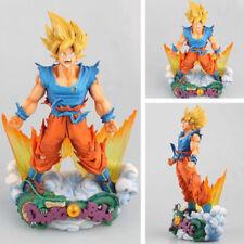 Dragon Ball Z SMSD Limited Son Goku Super Saiyan PVC Figur Figuren 23cm NB