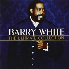BARRY WHITE THE ULTIMATE COLLECTION CD NEW