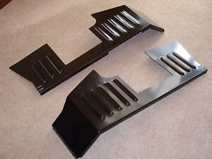 Triumph GT6 louvered Valance boards