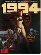 REVUE 1994  BD SF FANTASTIQUE N° 14 . 1980. EN ANGLAIS.