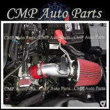 RED AIR INTAKE KIT FIT 2009-2012 MAZDA 6 2.5 2.5L DOHC L4 ENGINE