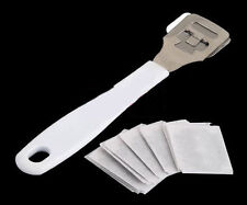 Fresh Pedicure Knife, Utility Design Care Foot Tools 10 Blades UK