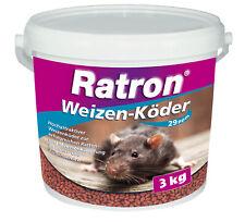 Frunol Delicia Ratron Appât Du Blé 29 Ppm , 3 KG