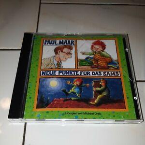 Hörspiel - CD: Paul Maar. Neue Punkte für das SAMS von Paul Maar. Ab 6,ca 59 min