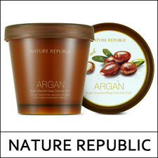 [NATUREREPUBLIC] Argan Essential Deep Care Hair Pack 470ml / (S칠)