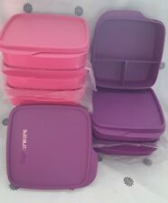 Tupperware small Divided Lunch Box $12 each