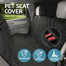 Heavy Duty Waterproof Pet Dog Cat Back Car Seat Protector Cover Hammock Mat