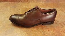 Allen Edmonds 'Park Avenue' Cap Toe Oxfords Brown Leather Size 10.5 3E MSRP $385