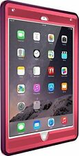 OtterBox Defender Series Case iPad Air 2 - Crushed Damson Pink Purple Berry NEW