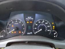 speedometer instrument cluster combination meter odometer 108k miles OAL016