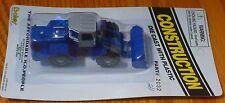 Boley #203226 Construction Equipment - Skip Loader -- Blue & Silver