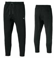Puma Epoch Oh Slim Fit Track Suit Bottoms Joggers Black Mens 595326 01