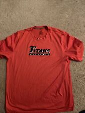 cal state fullerton Titans baseball Team Issued Fit Shirt Ncaa