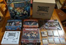 Massive Darkness Kickstarter plus extras - Excellent Condition