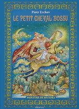 Le petit cheval bossu  Children book Language FRENCH COLLECTORS EDITION BOOK