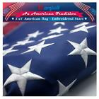 American Flag 3x5 ft. Durable Longest Lasting Spun Polyester 300D US USA Flags