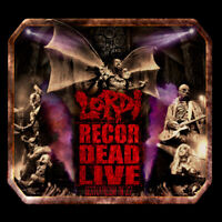 LORDI - Recorded Live-Sextourcism In Z7 - 2CD+BLU-RAY-DISC - 884860278478