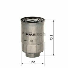 BOSCH Fuel Filter 1457434450 - Single
