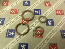 PEUGEOT CITROEN 4 Air Avec Tuyau O Ring Joints en Caoutchouc 6460T9 & 6460CR