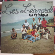 LES LEOPARDS DE LA MARTINIQUE FRENCH LP 3A PROD.