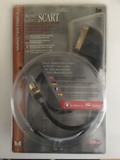 MONSTER CABLE S-VIDEO TO SCART 1MTR