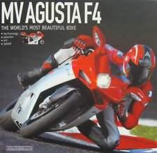 LIVRE/BOOK : MV AGUSTA F4 - The world's most beautiful bike