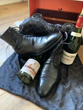 Tom Ford-Gucci Ära-Stiefellette Museum`s Calf-NP € 3.500-Patina-Morbid Gentleman