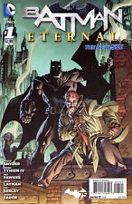 BATMAN Eternal #1 - New 52 - Andy Kubert VARIANT Cover 1:50